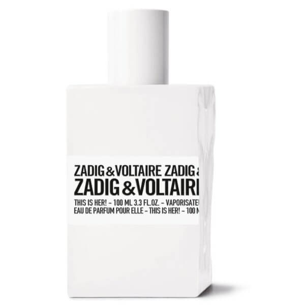 This Is Her! - Zadig Voltaire