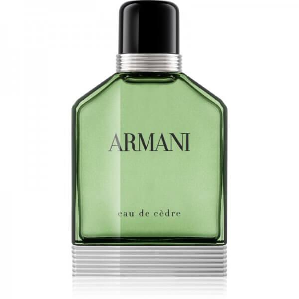 Eau De Cedre - Giorgio Armani