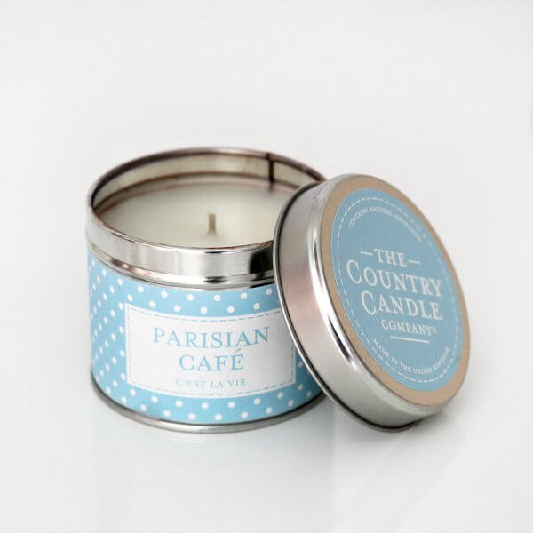 Parisian Cafe the country candle