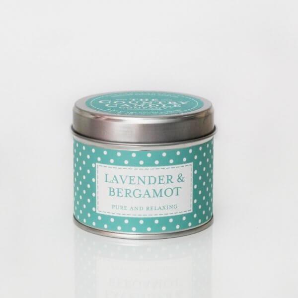Lavender&Bergamot świeca zapachowa
