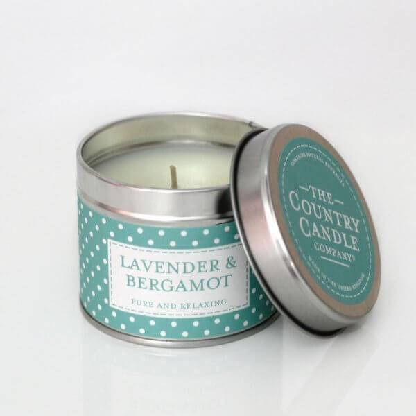 The Country Candle Lavender&Bergamot