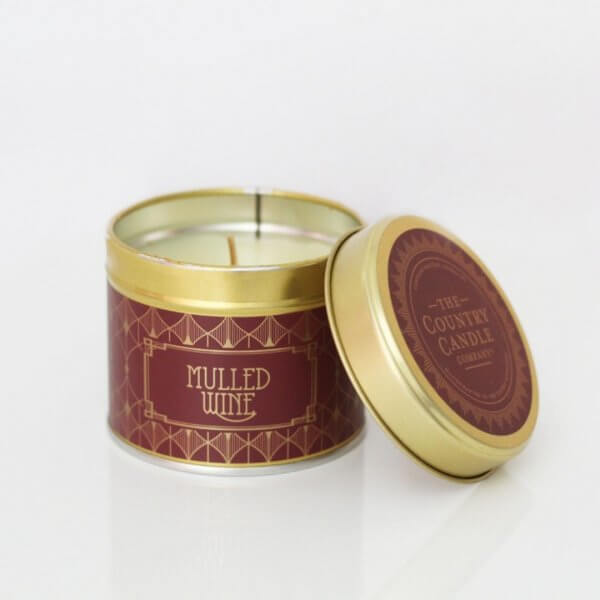 The Country Candle Mulled Wine świeca
