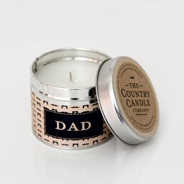 The Country Candle Dad Palisander