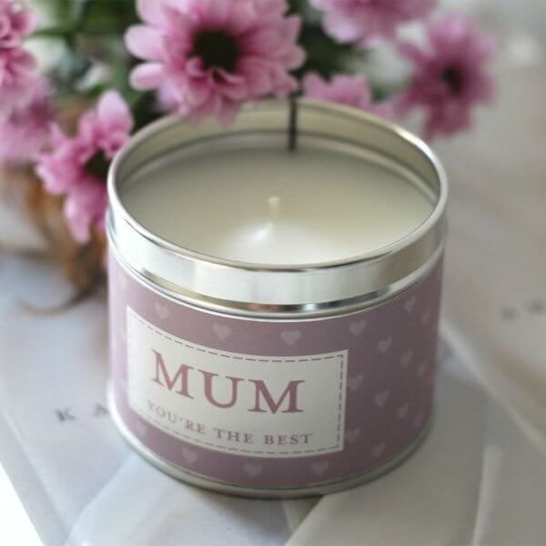 The Country Candle Mum