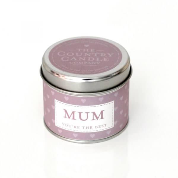 The Country Candle Mum świeca zapachowa