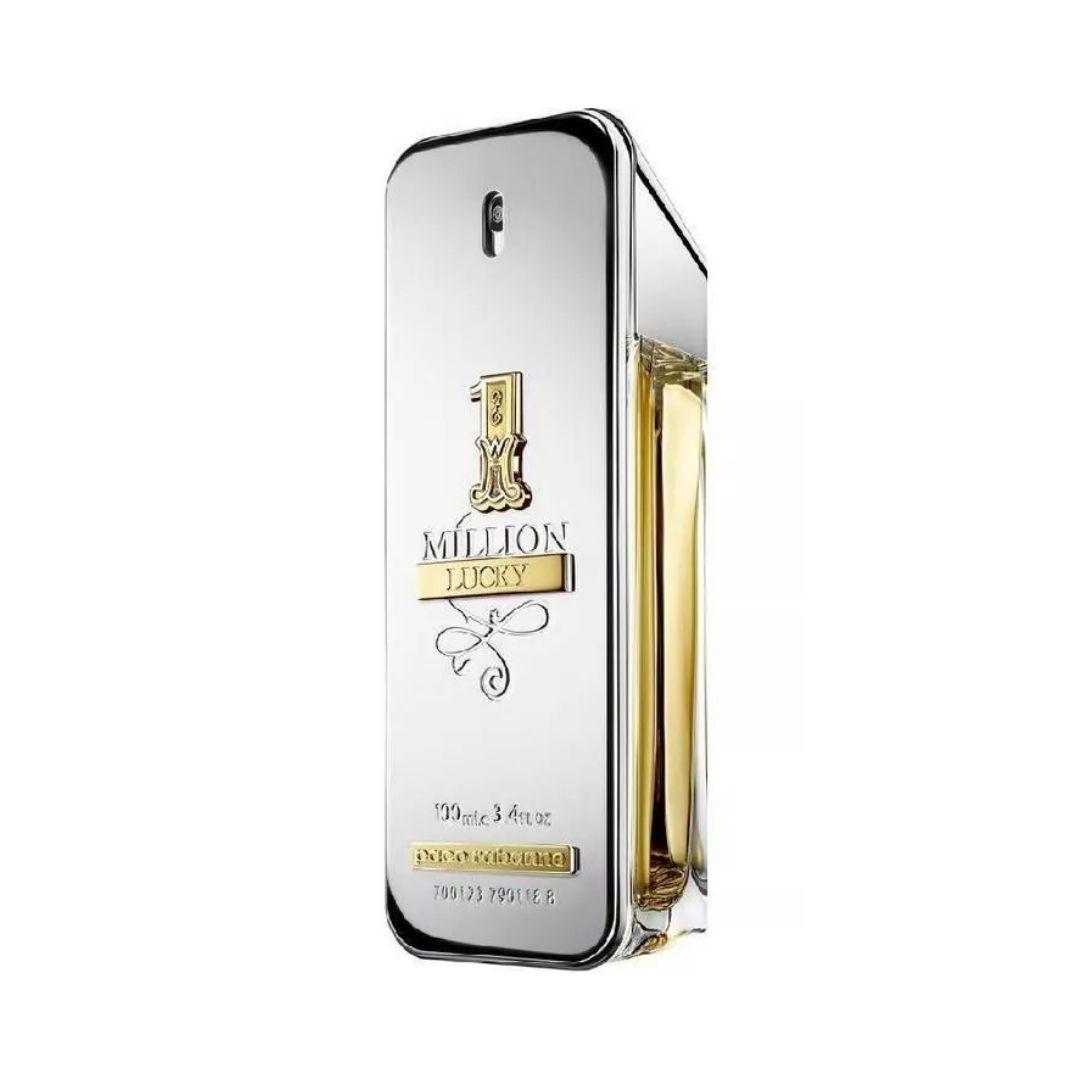 1 Million Lucky - Paco Rabanne nowości perfumeryjne