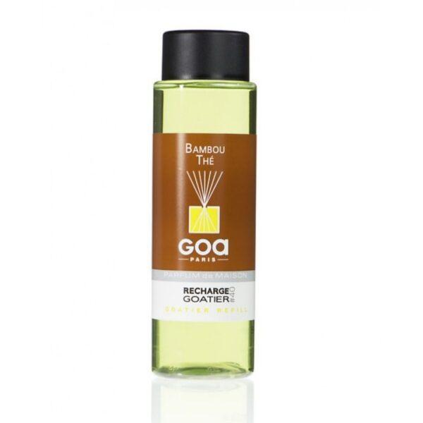 Wkład zapachowy goa Bambus z Zielona Herbatą