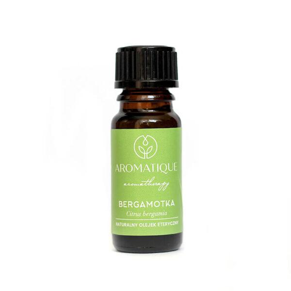 Naturalny olejek eteryczny Aromatique aromaterapia Bergamotka