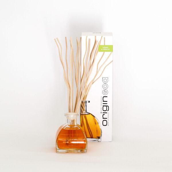 Dyfuzor zapachowy Goa Origin Cedr i Wanilia