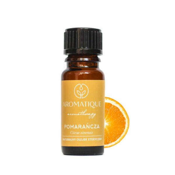 Olejki eteryczne Aromatique aromaterapia Pomarańcza