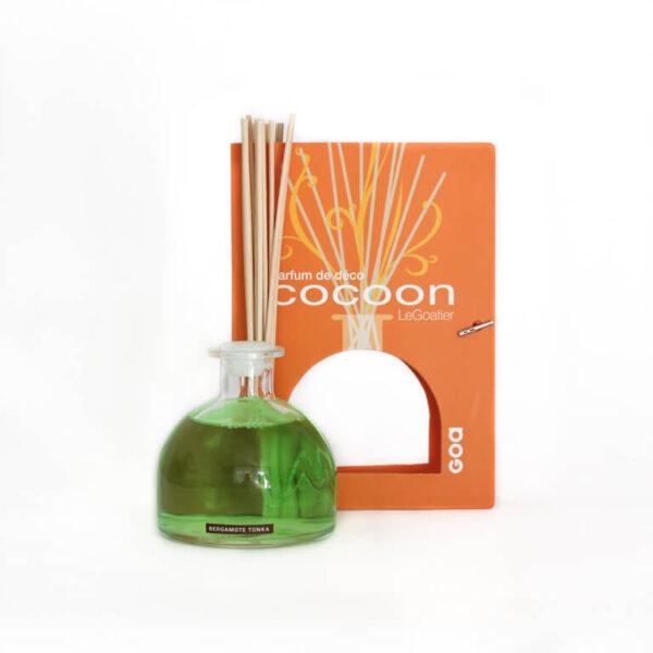 Uzupełniacz patyczków zapachowych goa cocoon Bergamotka z tonką