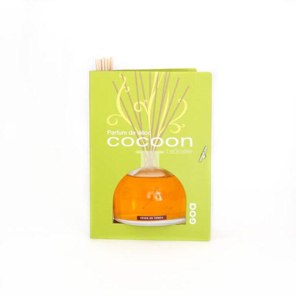 Uzupełniacz patyczków zapachowych goa cocoon Fasola Tonka