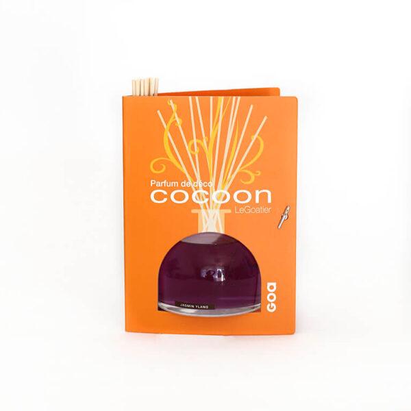 Uzupełniacz patyczków zapachowych goa cocoon Jaśmin z Ylang