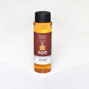 Uzupełniacz patyczków zapachowych goa pomarańcza z cynamonem