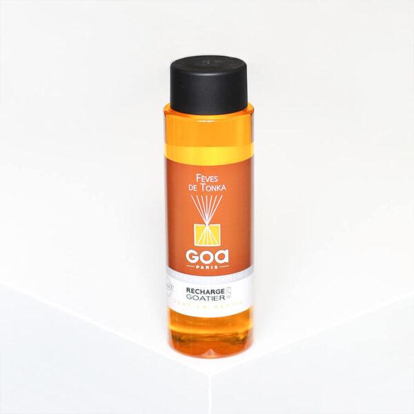 Uzupełniacz patyczków zapachowych goa fasolka tonka