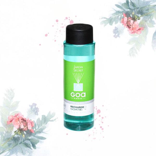 Uzupełniacz patyczków zapachowych goa Zaczarowany Ogród