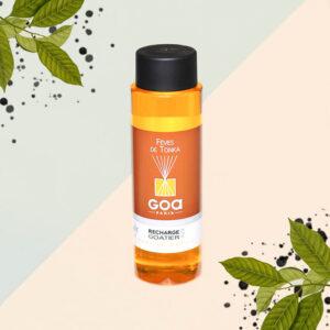 Uzupełniacz patyczków zapachowych goa fasola tonka