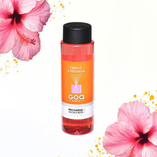 Uzupełniacz patyczków zapachowych goa magnolia i hibiskus