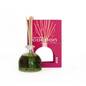 Uzupełniacz patyczków zapachowych goa cocoon Bambus z Zielona Herbatą
