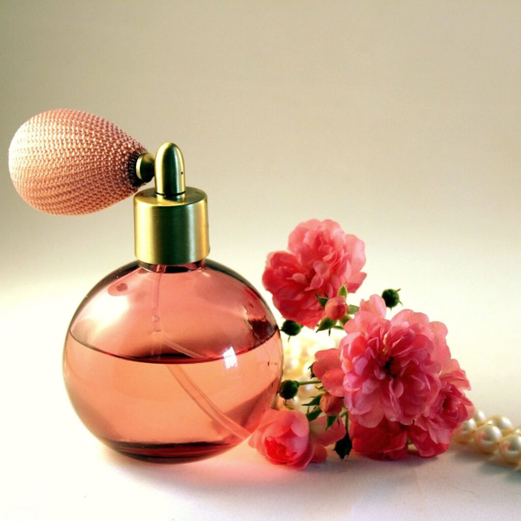 nuty zapachowe perfum