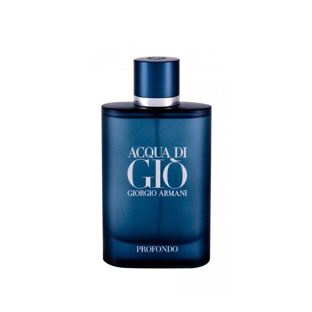 Acqua di Gio Profondo – Giorgio Armani perfumy na lato dla mężczyzn