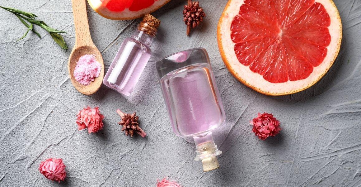 owocowe perfumy, owocowe zapachy