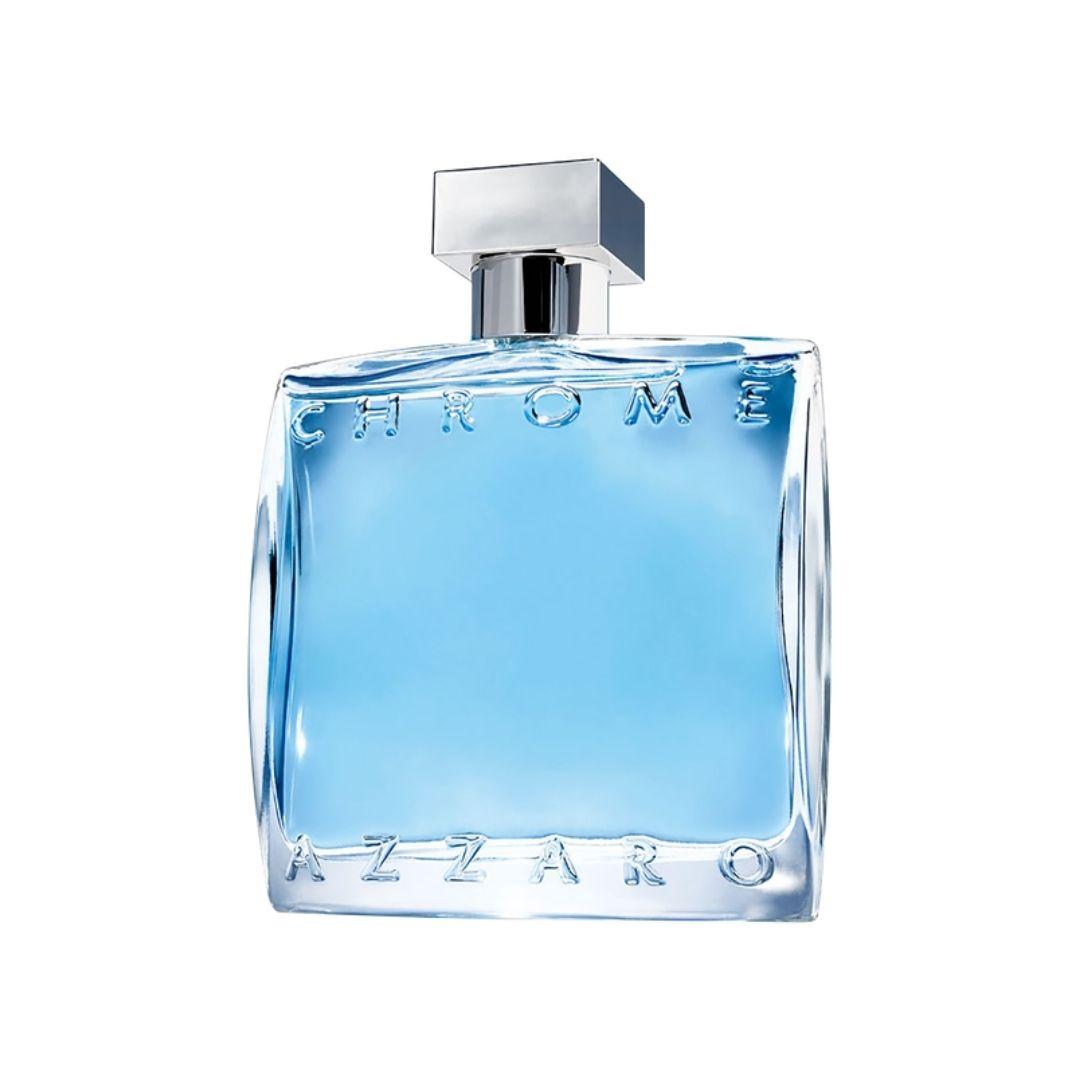 Chrome – Azzaro perfumy na lato dla mężczyzn