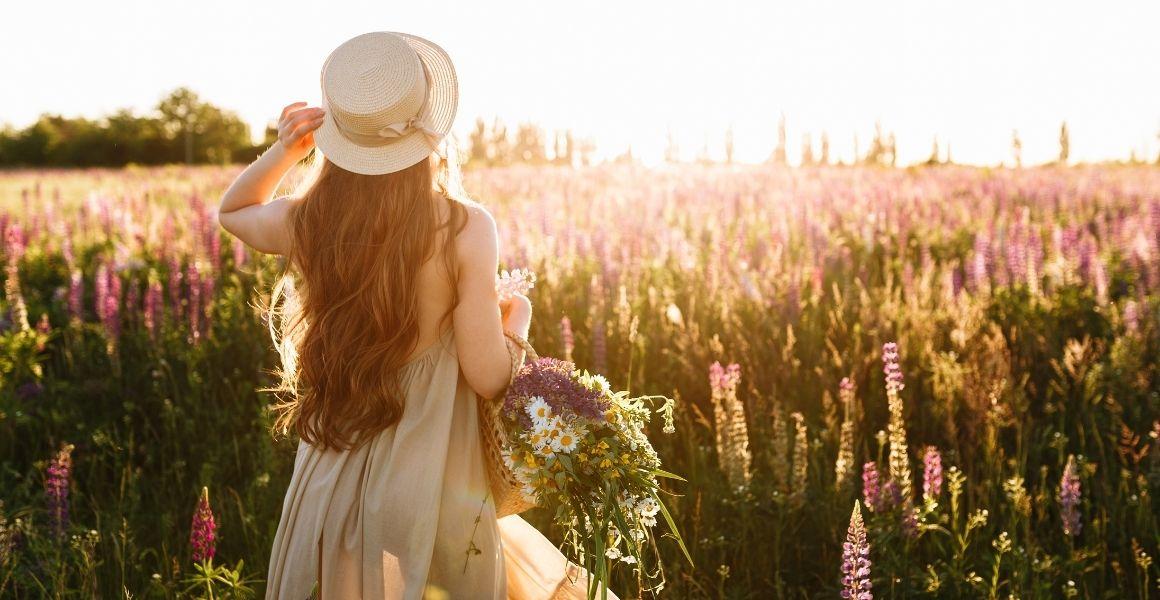 perfumy kwiatowe, zapachy kwiatowe, nuty kwiatowe w perfumach