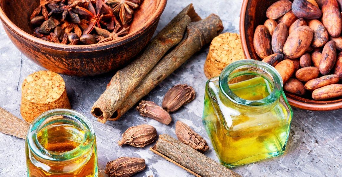 Aromatyczne przyprawy w perfumach. Zapachy ze szczyptą magii